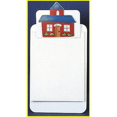 Affluence Unlimited Inc Clipboards School House