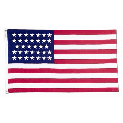 Annin & Company Star US Traditional Flag