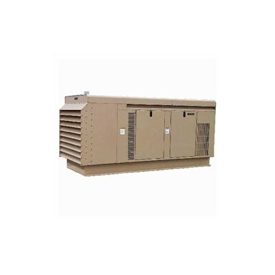 60 Kw Three Phase 277/480 V Natural Gas and Propane Double Fuel Standby Generator - ...
