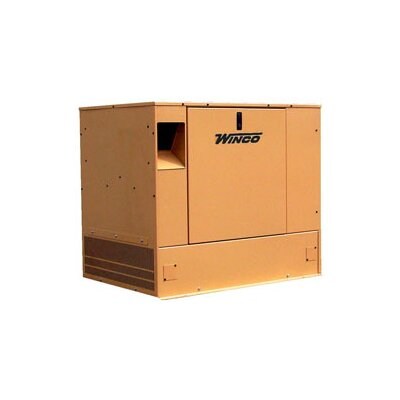 15 Kw Single Phase 120/240 V Natural Gas and Propane Double Fuel Standby Generator - ...