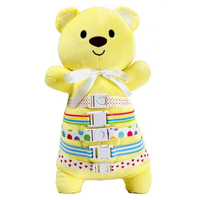 Buckleyboo Plush Doll Bear 18