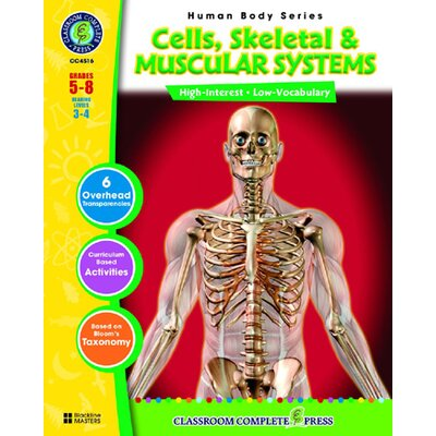 Classroom Complete Press Cells Skeletal &amp; Muscular Systems