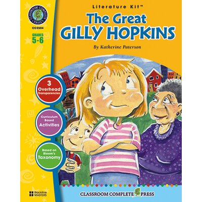 Classroom Complete Press The Great Gilly Hopkins