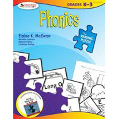 Corwin Press Phonics The Reading Puzzle Gr K-3