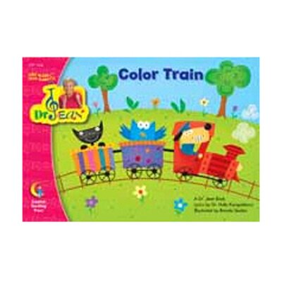 Creative Teaching Press Color Train Sing Along/read Along