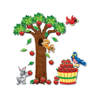 Creative Teaching Press Apple Tree Bb Set