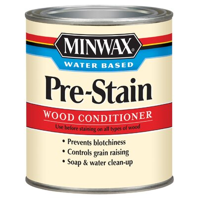 Minwax 1 Quart Water-Based Pre-Stain Wood Conditioner 61850