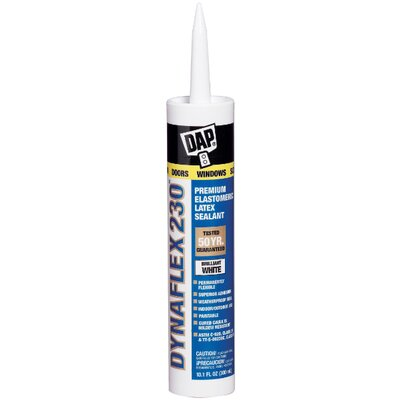 White Dynaflex 230 Sealant 18275