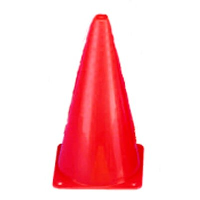 Dick Martin Sports Safety Cone 9 Inch With Base