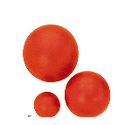 Dick Martin Sports Playground Ball Red 16 In 2 Ply