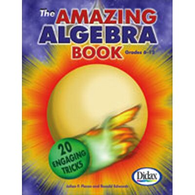 Didax The Amazing Algebra Book