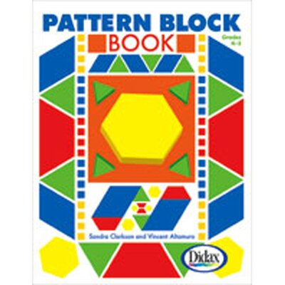 Didax Pattern Block Book