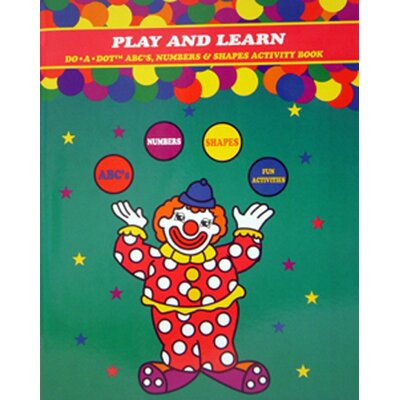 Do A Dot Art Play And Learn Act. Book