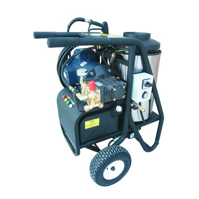 SH Series 2000 PSI Hot Water Electric Diesel Pressure Washer