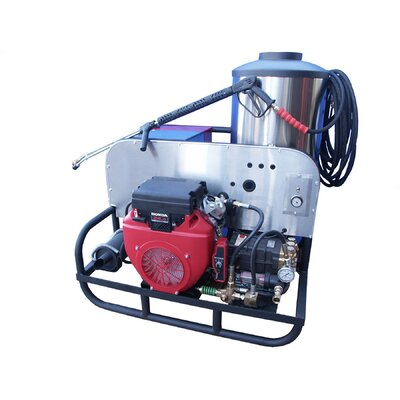 Cam Spray CB Series 4000 PSI Gas Pressure Washer with 24 HP Honda Engine