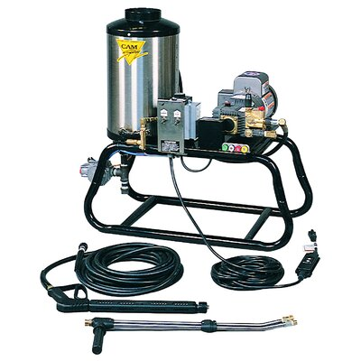 ST Series 1500 PSI Hot Water Natural Gas Pressure Washer