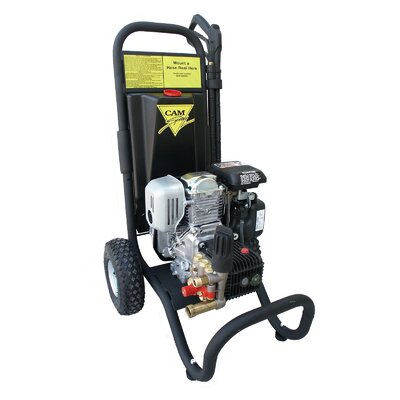 Cam Spray 1600 PSI Cold Water Gas Pressure Washer