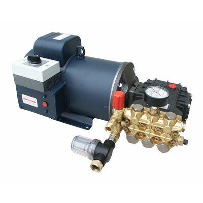 simoniz 1800 psi electric pressure washer manual