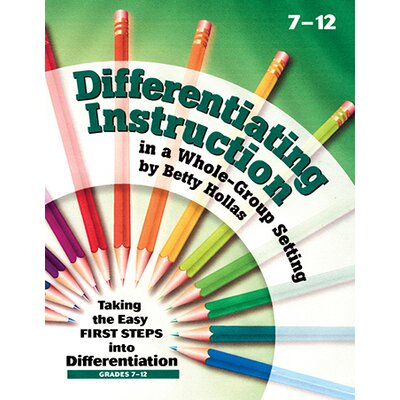 Essential Learning Products Differentiating Instruction In A