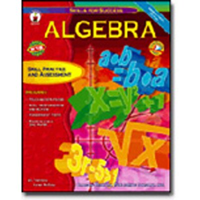 Frank Schaffer Publications/Carson Dellosa Publications Algebra Skills For Success