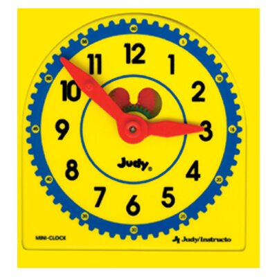 Frank Schaffer Publications/Carson Dellosa Publications My Own Little Judy Clock W/ Book
