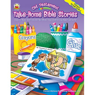 Frank Schaffer Publications/Carson Dellosa Publications Take-home Bible Stories Old