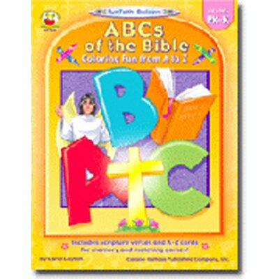 Frank Schaffer Publications/Carson Dellosa Publications Abcs Of The Bible
