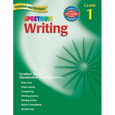 Frank Schaffer Publications/Carson Dellosa Publications Writing Gr 1