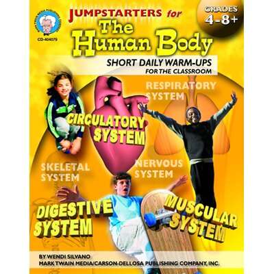 Frank Schaffer Publications/Carson Dellosa Publications Jumpstarters For The Human Body