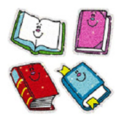 Frank Schaffer Publications/Carson Dellosa Publications Dazzle Stickers Books 60-pk Acid &