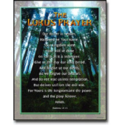 Frank Schaffer Publications/Carson Dellosa Publications Chartlet The Lords Prayer 17x22