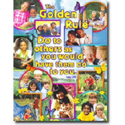 Frank Schaffer Publications/Carson Dellosa Publications The Golden Rule