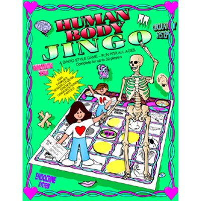 Gary Grimm & Associates Jingo Human Body