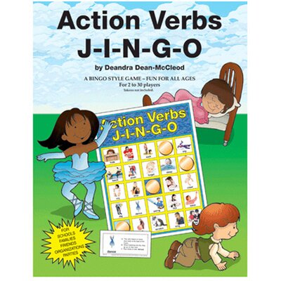 Gary Grimm & Associates Action Verbs Jingo
