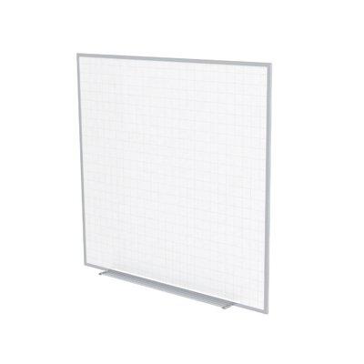 Ghent Phantom Line Magnetic Whiteboard