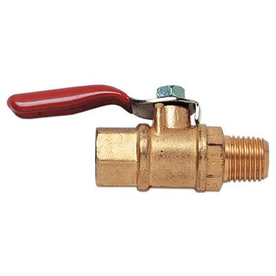 "Campbell Hausfeld 3/8"" Full Port Ball Valve"