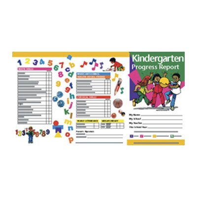Hayes School Publishing Kindergarten Progress Reports 10/pk