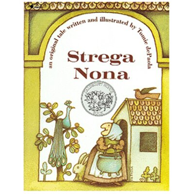 Ingram Book & Distributor Literature Favorites Strega Nona