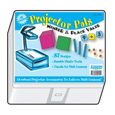 Kagan Publishing Projector Pals Number & Place Value
