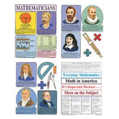 McDonald Publishing Bb Set Mathematicians Gr 4-9+