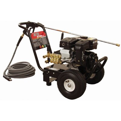 Mi-T-M JP Series 2700 PSI Cold Water Gasoline Pressure Washer