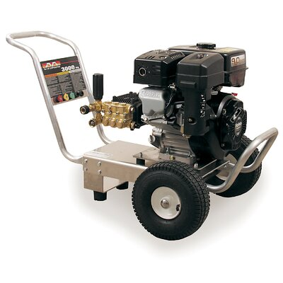 Mi-T-M CA Series 3000 PSI 9 HP Subaru OHC Cold Water Gasoline Pressure Washer