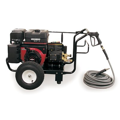 JCW Series 3500 PSI Cold Water Gasoline Pressure Washer