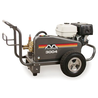 Mi-T-M CW Premium Series 3500 PSI Cold Water Gasoline Pressure Washer