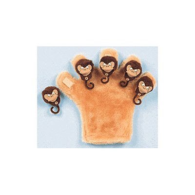 Melody House Monkey Mitt Single - Mitt Only