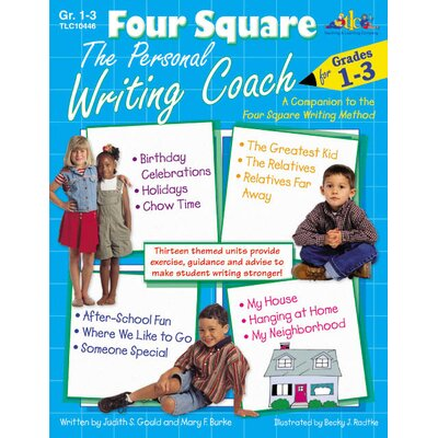 Milliken & Lorenz Educational Press Four Sq The Personal Writing Gr 1-3