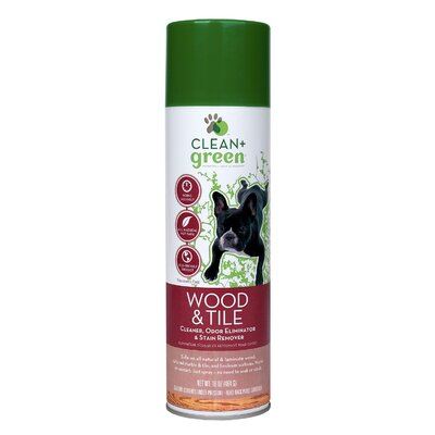 Clean+Green Dog Wood and Tile Odor and Stain Remover