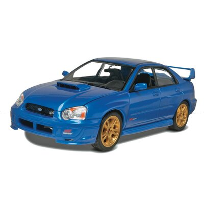 1:25 Subaru WRX STi Plastic Model Kit