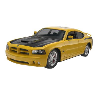 Dodge Charger SRT8 Super Bee Car Model Kit