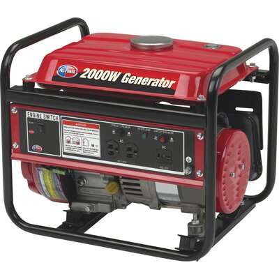 All Power America 2,000 Watt Generator Open Frame